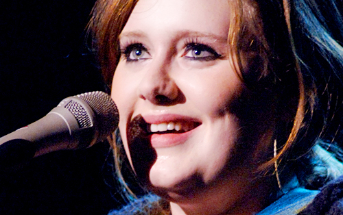 Adele krabbels