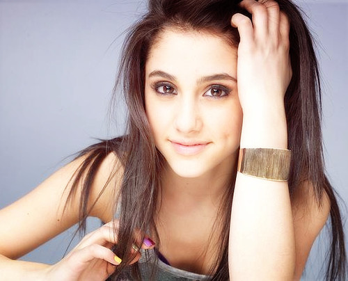Ariana grande krabbels
