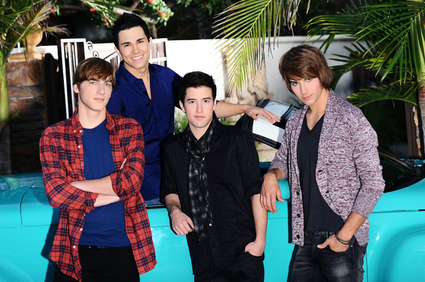 Big time rush krabbels