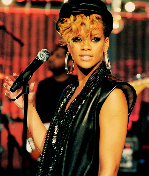 Rihanna krabbels