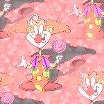 Carnaval krabbels
