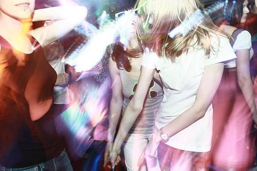 Dansen krabbels