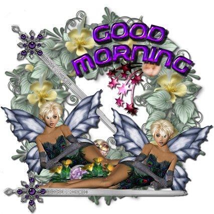 Goedemorgen krabbels
