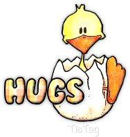 Hugs krabbels
