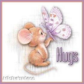 Kusjes en knuffels krabbels