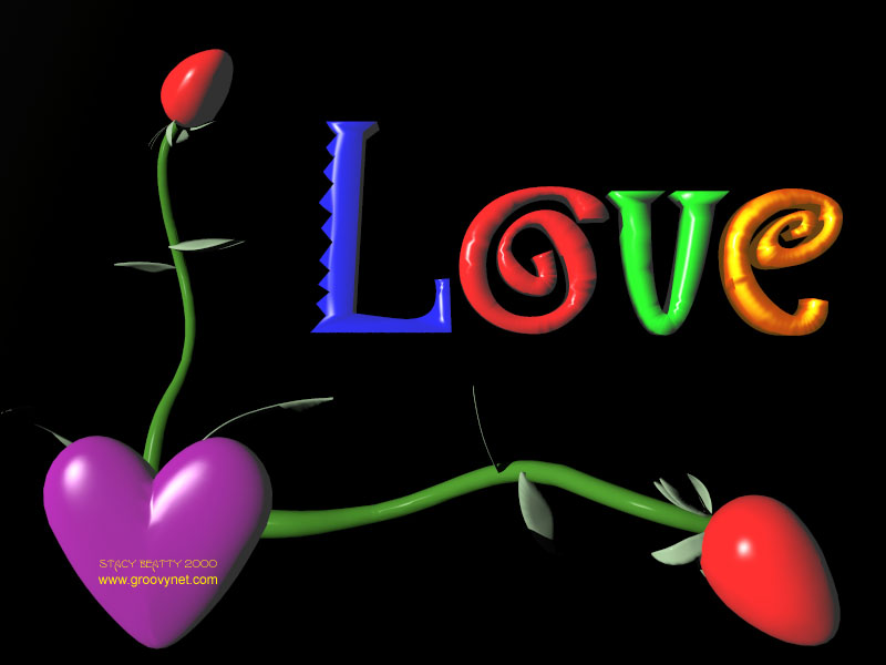 Love krabbels