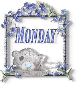 Maandag krabbels
