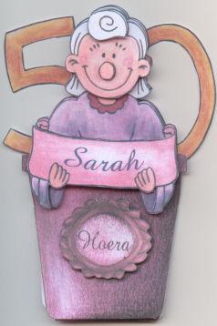 Sarah krabbels