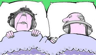 Welterusten krabbels